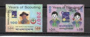 Bangladesh 721 used