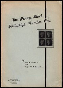 The Penny Black: Philately's Number One (1940)