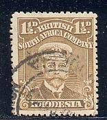 Rhodesia Scott # 121, used