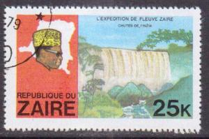 Zaire    #908  used  (1979)  c.v. $0.40