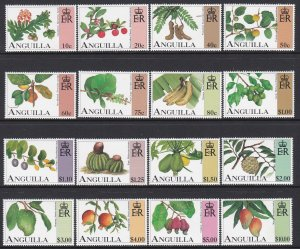 952-67 Fruits and Nuts MNH