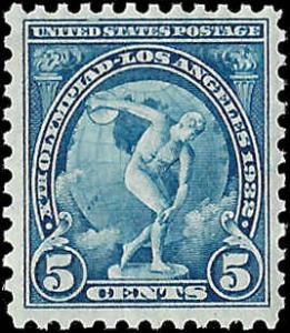 719 Mint,OG,NH... SCV $2.90