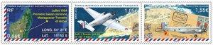 Scott #510 Madagascar Air Link MNH
