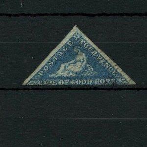 CAPE of GOOD HOPE #4 Cat $70 British Commonwealth