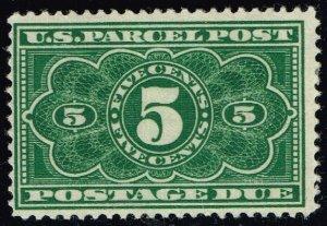 US #JQ3 Parcel Post Postage Due; Unused (3Stars)