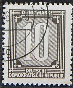 DDR, Germany, (1607-Т)