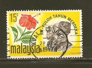 Malaysia 44 Used
