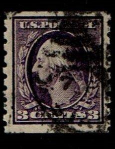 Scott #394 VF-used. SCV - $70.00