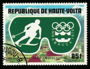 Upper-Volta 85F 1976 Innsbruck Sport (Т-5394)