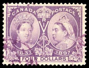 CANADA 64  Used (ID # 91686)