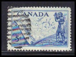 Canada Used Very Fine ZA4783