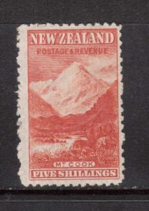New Zealand #120 Mint