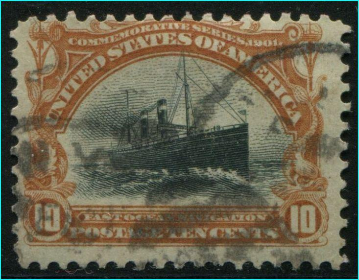 USA #299 used        ** Free shipping **