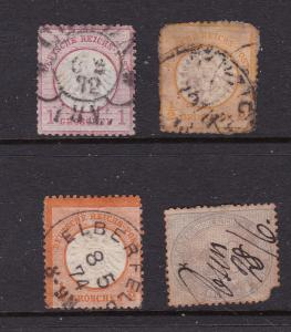 Germany x 4 old ones (2 are fillers)