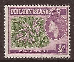 Pitcairn Islands scott #20 m/lh stock #F0824
