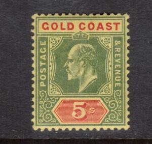 Gold Coast #65 VF Mint