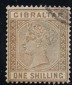 Gibraltar 20 Used F-VF