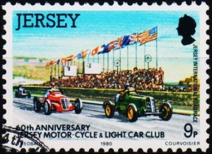 Jersey. 1980 9p S.G.234 Fine Used