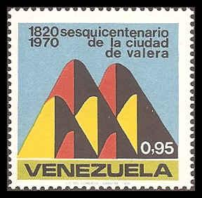 Venezuela 963 Mint F-VF H