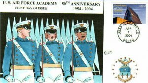 COLLINS HAND PAINTED 3838 US Air Force Academy Cadets