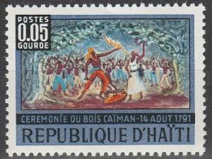 Haiti #580    MNH  (S9946)