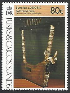 Turks & Caicos Islands #422 MNH Single Stamp