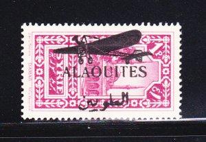 Alaouites C18 MH Overprints