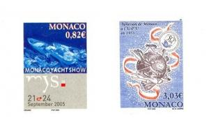 Monaco Scott 2384-2385 NH    [ID#427567]
