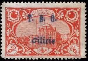 Cilicia 1919 YT 60 mh vg-f
