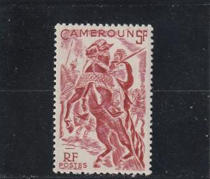 Cameroun  Scott#  316  MH
