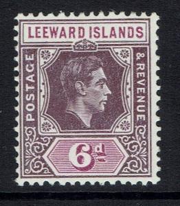 Leeward Islands - SG# 109 - Chalk Paper - Mint Hinged - Lot 062616