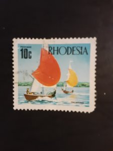 *Rhodesia #285                Used