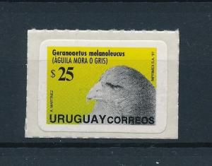 [41672] Uruguay 1997 Birds Vögel Oiseaux Ucelli  Rare Self Adhesive $25 MNH