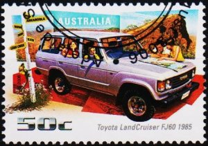 Australia. 2006 50c Fine Used