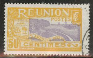 Reunion CFA Scott 85 Used from 1907-30 stamp set