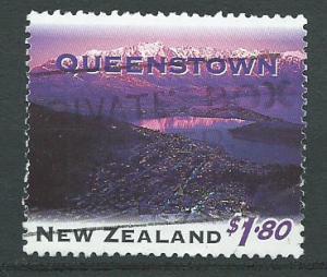 New Zealand SG 1860  VFU