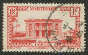 Martinique 158 Used VF H 187 used