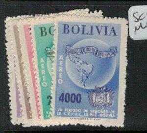 Bolivia SC C182-6 MNH (8ecg)