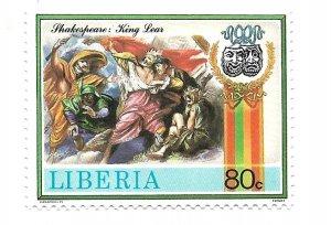 Liberia 1987 - Mint NH - Scott #1060G