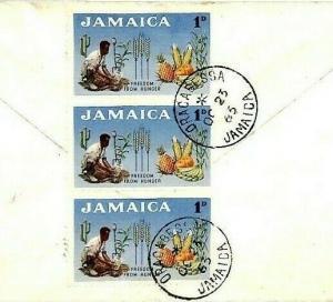Jamaica Superb *Oragabessa* CDS Voice Of Prophecy Cover {samwells} 1963 CS123