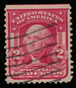 USA, 1908, George Washington, 2c (Т-4575)