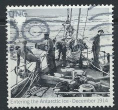 Great Britain SG 3787 Sc# 3462  Used Shackleton Endeavour Expedition