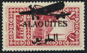 Alaouites Scott C18 Unused hinged.