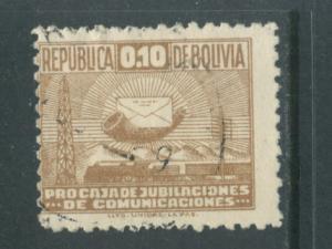 Bolivia RA7  Used