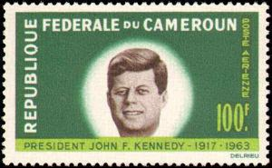 Cameroun #C52, Complete Set, Never Hinged
