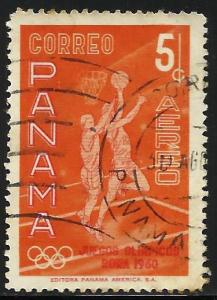 Panama Air Mail 1960 Scott# C234 Used