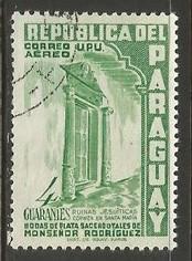 PARAGUAY C227 VFU O555-4