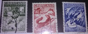 Greenland Huge Discounts up to 75% off #41-3 used was $8.25
