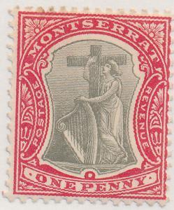 Montserrat Stamp Scott #13, Mint Hinged - Free U.S. Shipping, Free Worldwide ...