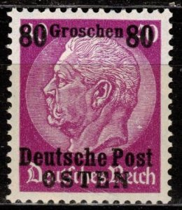 Poland - German Occupation - Scott N27 MNH